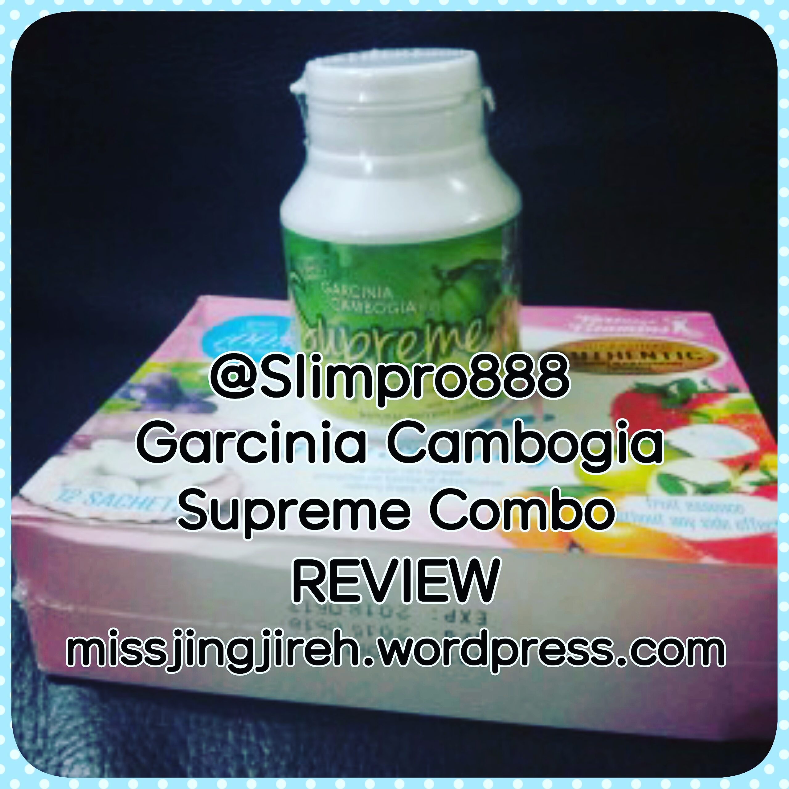 Slimpro888 Review Garcinia Cambogia Supreme Plus With Slimming