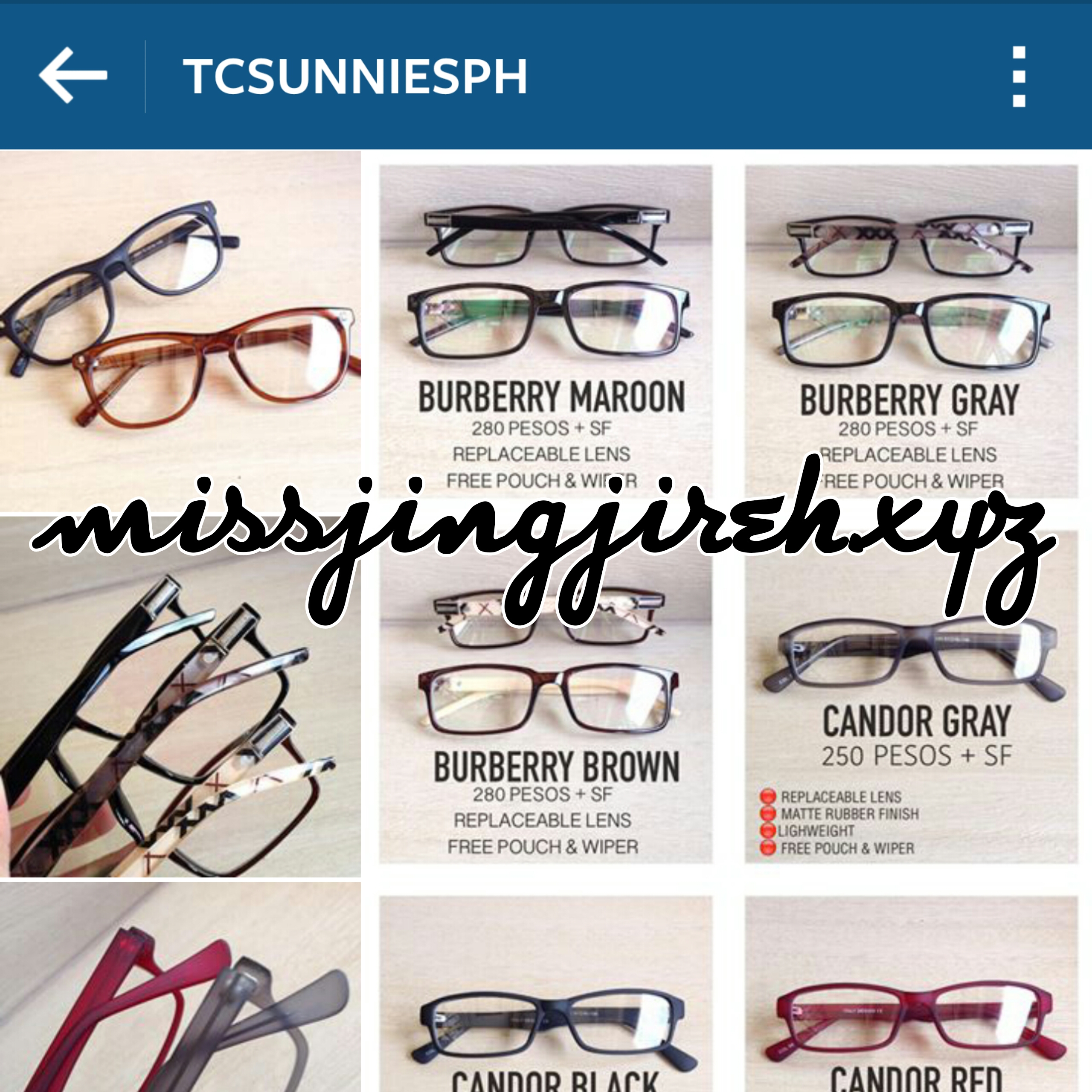 Where to get good but affordable prescription glasses in Manila ...